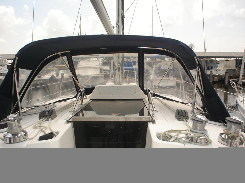2005 Hunter 466 located in Louisiana for sale