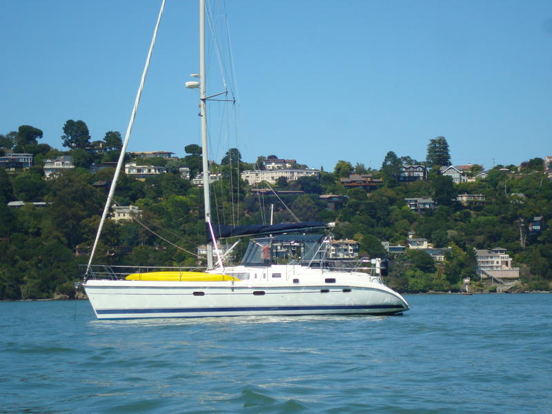 2000 Hunter 450 Passage located in California for sale