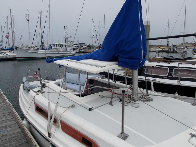 1988 Macgregor 26d Sailboat For Sale In California
