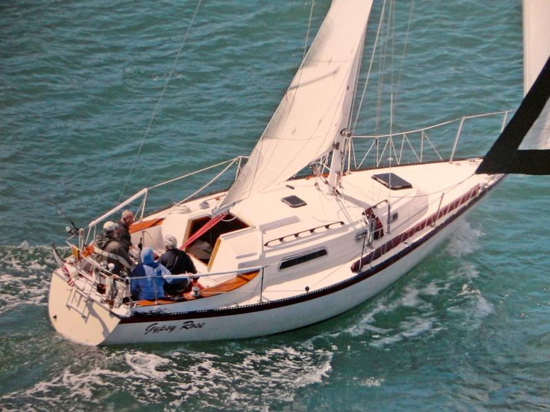 1979 Pearson 32 located in California for sale