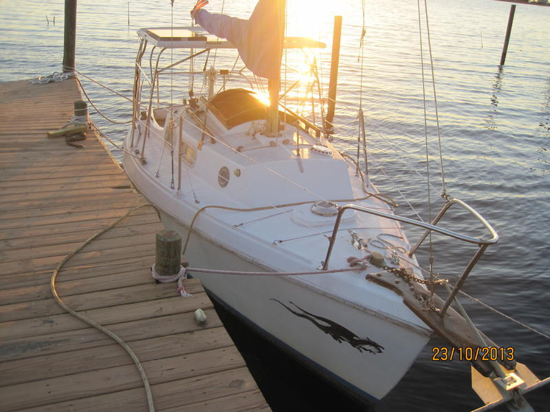 1968 Westerly Cirrus located in Florida for sale