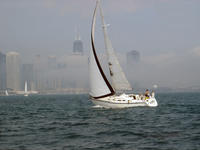 1986 Chicago Illinois 34.5 <B>Hunter</B> <B>H34 DK</B>