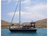 1984 Syros Greece  35.42 Nauticat <B>Nautic</B>at finmar 36