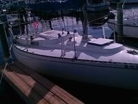 1972 Julington Creek Florida 25 <B>Hughes</B> Boat North Star