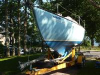 1968 pictou Outside United States 30 paceship acadian yawl