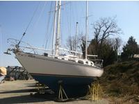 1974 Urbanna Virginia 40 Challenger Ketch