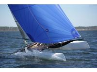 2011 Newport Beach California 18 Nacra F18 infusion mk2